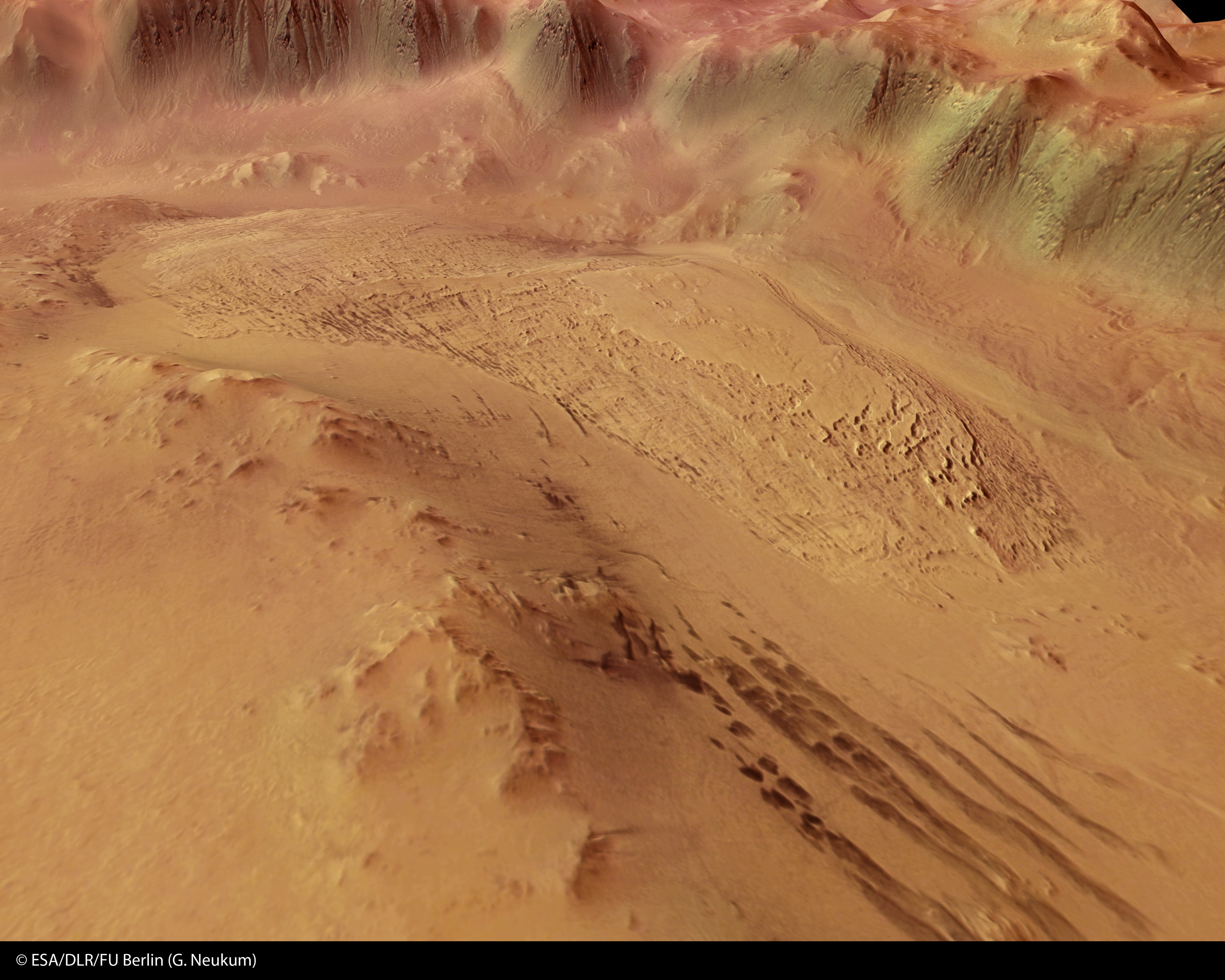 """TMP] """"Martian Ruins: Anyone Done Anything Like THIS Mars?"""" Topic"""